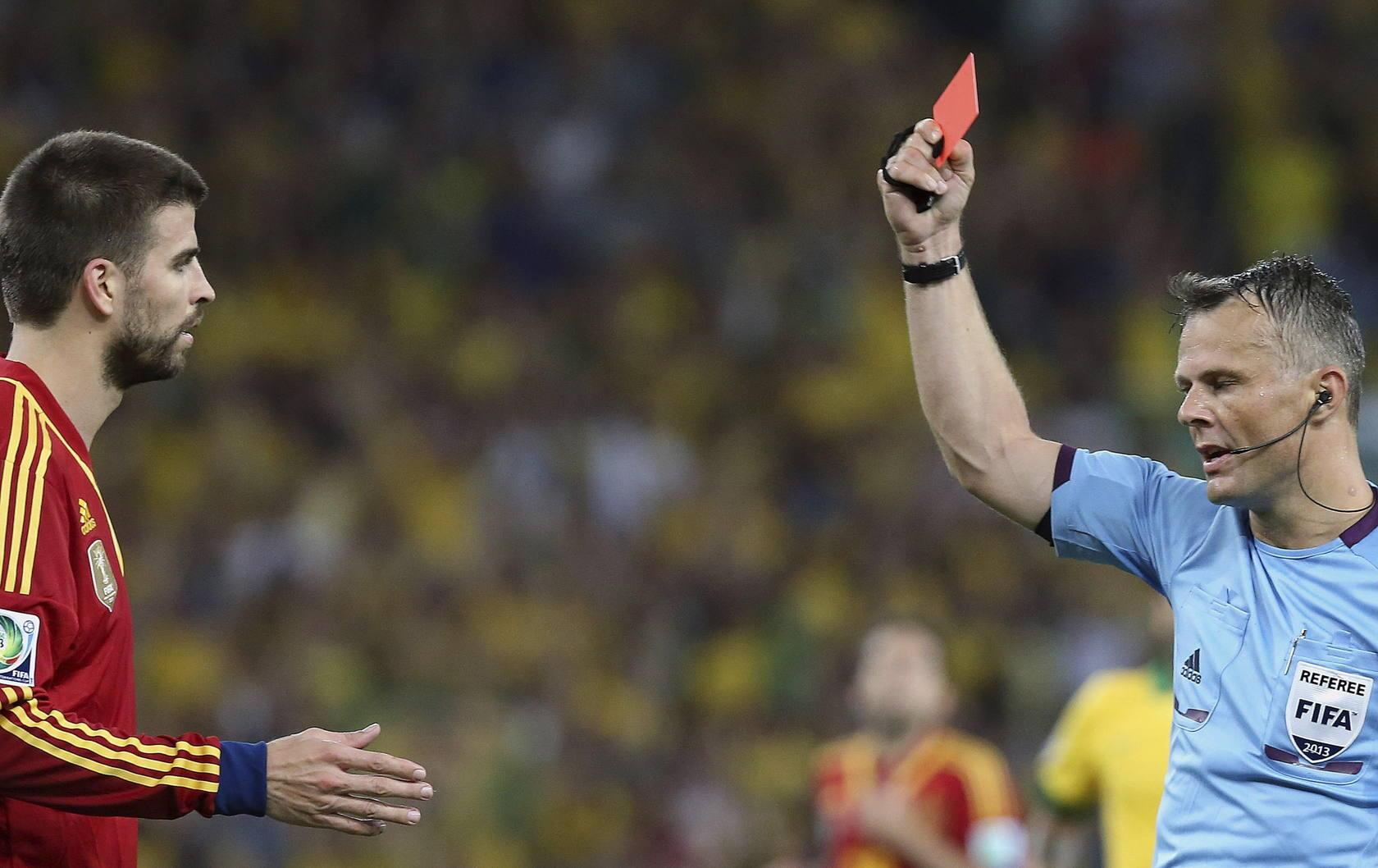Final de la Copa Confederaciones: Brasil-España