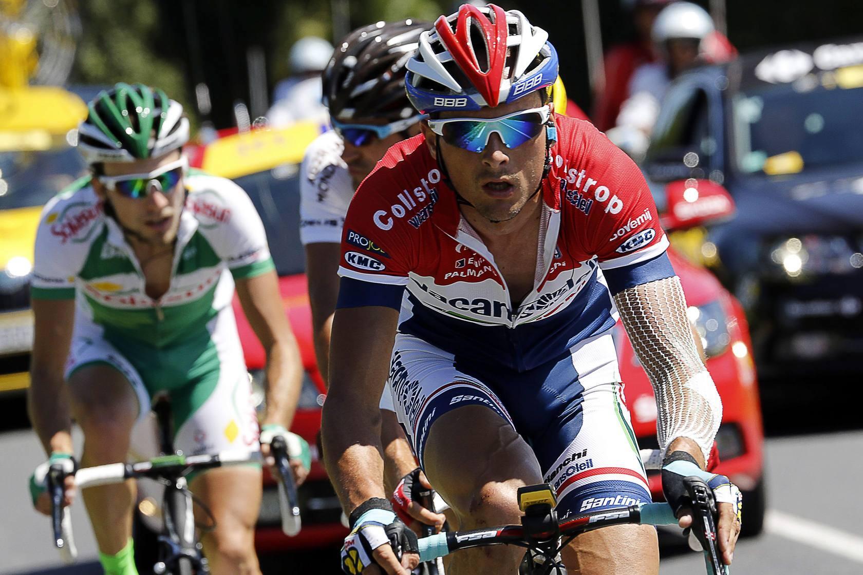 Froome gana la primera etapa de alta montaña y descuelga a sus rivales