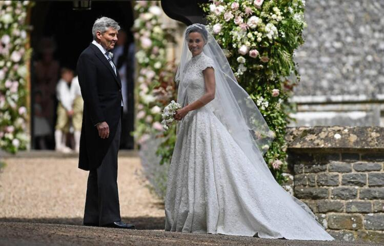 la boda de pippa middleton y james matthews