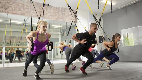 Entrenamiento en suspensión, Pilates o K-Stretch ¿te apuntas?