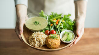 Curso de Especialista en Alimentación y Cocina Vegetariana