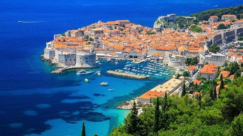 Croacia y Eslovenia con vuelos desde Bilbao