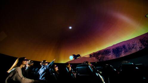 Entrada Eureka! Zientzia Museoa + Planetario