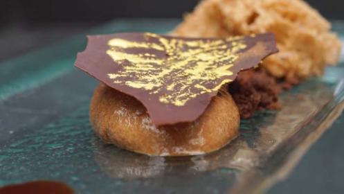 Fagollaga: Menú de verano del prestigioso chef Ixak Salaberria