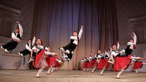 El Ballet de Igor Moiseyev en el Kursaal