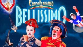 El Circo Italiano en Donosti ¡del 19 de junio al 5 de julio!
