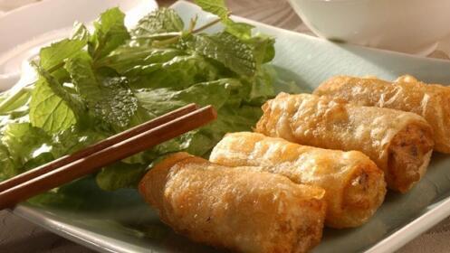 """Menú 100% Vietnam"" en Café Saigón"