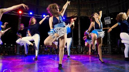 Cursos de baile intensivo