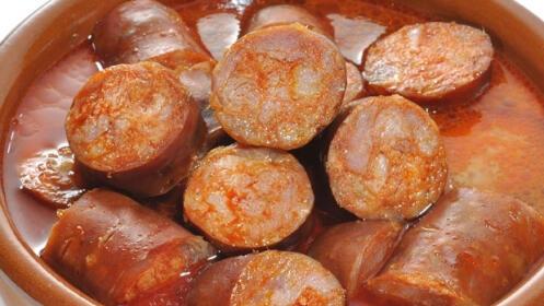 Menú especial sidrería en Eluska Jatetxea  por 24,90€