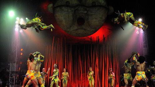 El Circo Italiano en Tolosa