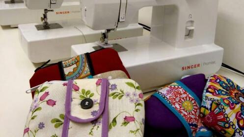 ¡Aprende a coser! Curso Intensivo de costura