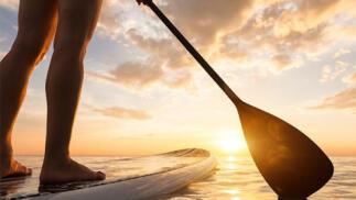 Bautismo stand up padel surf  en Hondarribia ¡Para 1 o 2!