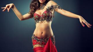 4 Clases de Danza Oriental + 4 clases de Bollywood