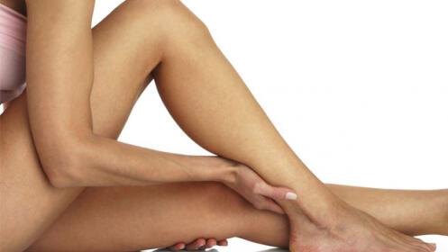 Depilación con cera  de piernas enteras más axilas e ingles