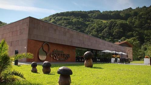 Gastronomía y relax en Balneario Elgorriaga