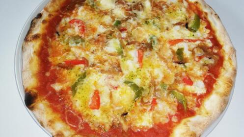1 Pizza para dos con envío incluido