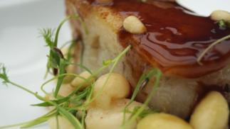 Fagollaga: Menú de otoño del prestigioso chef Ixak Salaberria
