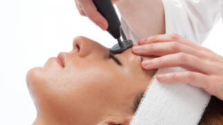 Limpieza facial post confinamiento