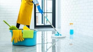 Servicio de limpieza profesional de 5 horas