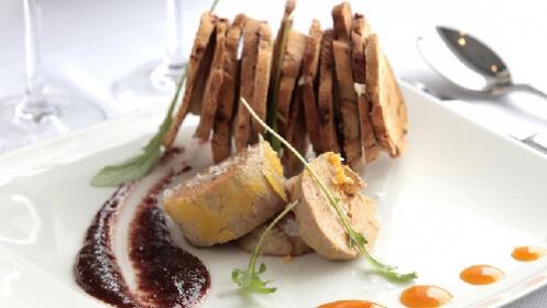 Menú en el Restaurante Malkorra
