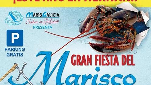 MarisGalicia: La Gran Fiesta del Marisco