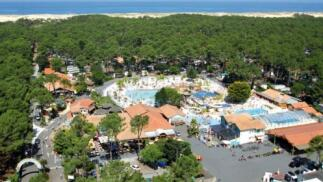 CAMPING 5* VILLAGE RESORT & SPA LE VIEUX PORT en MESSANGES