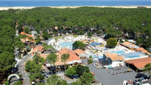 CAMPING 5 *  VILLAGE RESORT & SPA LE VIEUX PORT  en MESSANGES