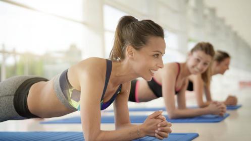Pilates, K-Stretch o hipopresivos ¿te apuntas?