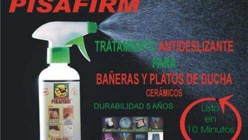 Pisafirm: tratamiento antideslizante