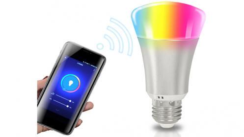 Pack de 2 Bombillas LED Wifi de 7W