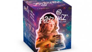 Play Kidz Lámpara LED, Proyector de Estrellas