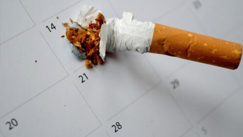 Tratamiento con soft- láser para dejar de fumar ¡Rompe con el tabaco!