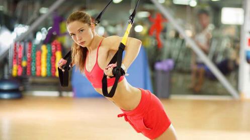 2 clases K-Stretch  o entrenamiento de suspensión en Luzatu Center Igara