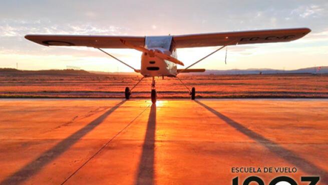 Bautizo aéreo en avión ultraligero en Navarra ¡Incluye video!