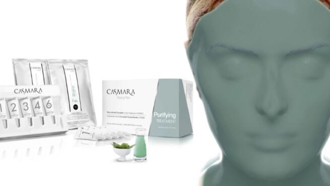 Tratamiento facial personalizado con diseño de cejas