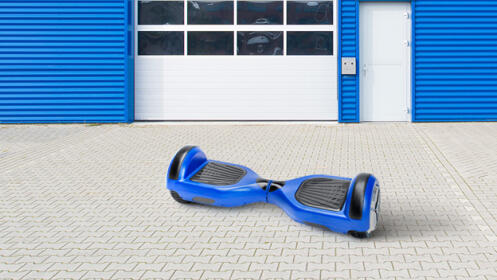 Patinete eléctrico HoverBoard Basic TANGO