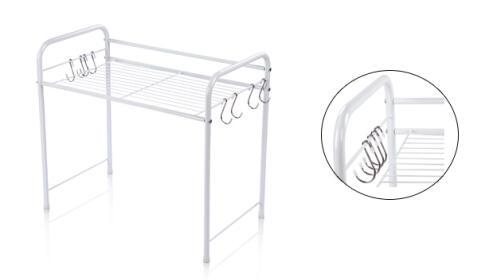 Mueble estante para microondas