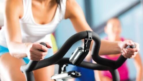 5 sesiones de ciclo indoor en La Concha