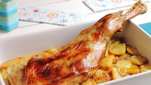 Menú en el Restaurante Labrit  de Gros