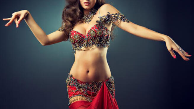 4 Clases de Danza Oriental
