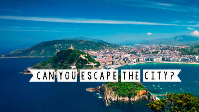 Escape The City Donosti