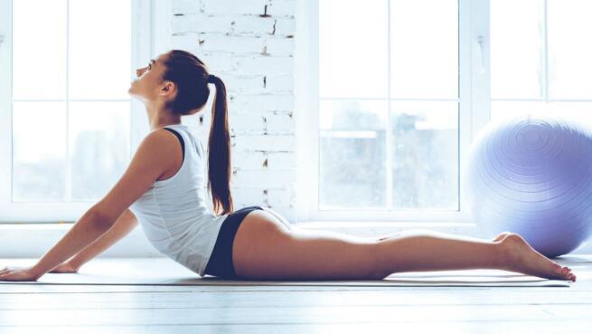 4 Clases de Pilates suelo + elementos