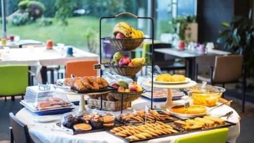 HOTEL ARBE: 1 noche y desayunos para 2 personas