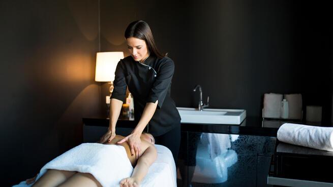 Spa + masaje en Hotel Catalonia de Donosti