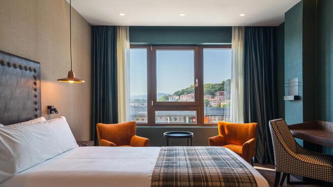 Spa y alojamiento  en Hotel Catalonia de Donosti (2pax.)