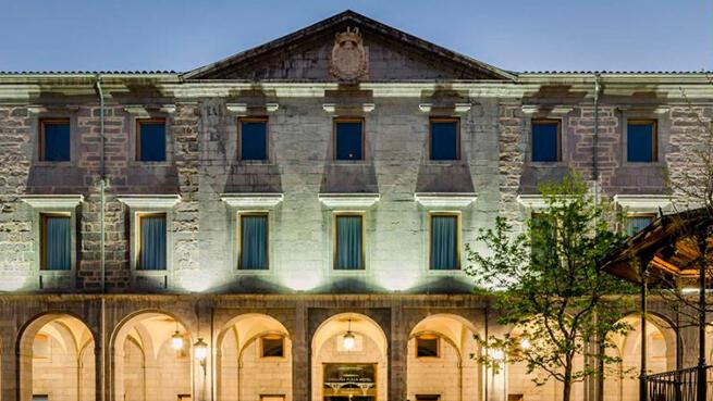 Escapada de 1 o 2 noches en Hotel Orduña Plaza