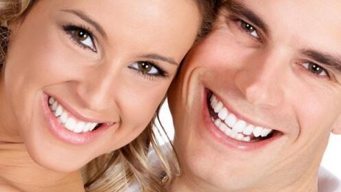 Implante dental de titanio de alta gama con opción de corona