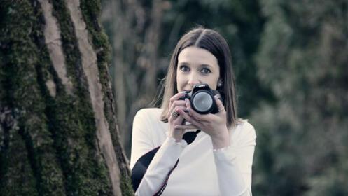 Curso individual de fotografía de con prácticas en exteriores