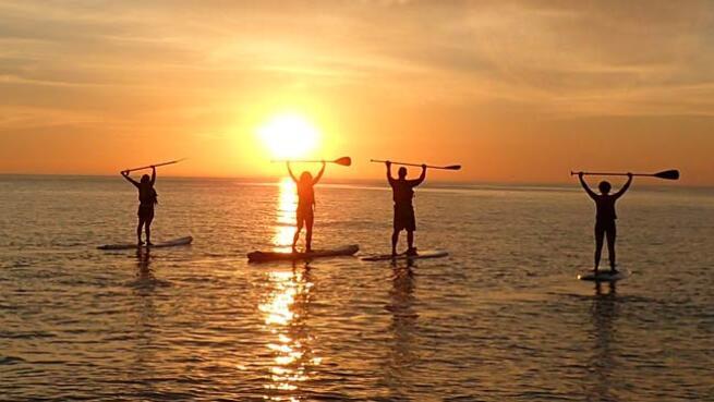 Descenso del Bidasoa en Stand Up Paddle Surf con monitores