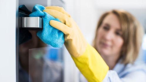 Limpieza profesional a domicilio ¡quedará impecable!
